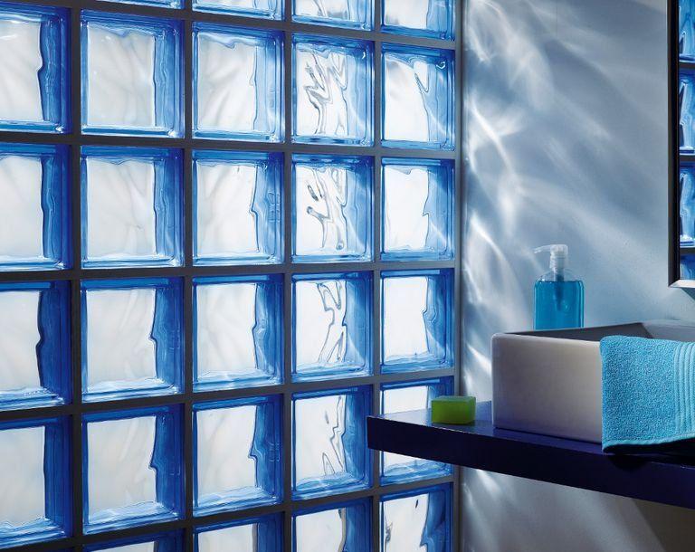 optez pour les briques de verre