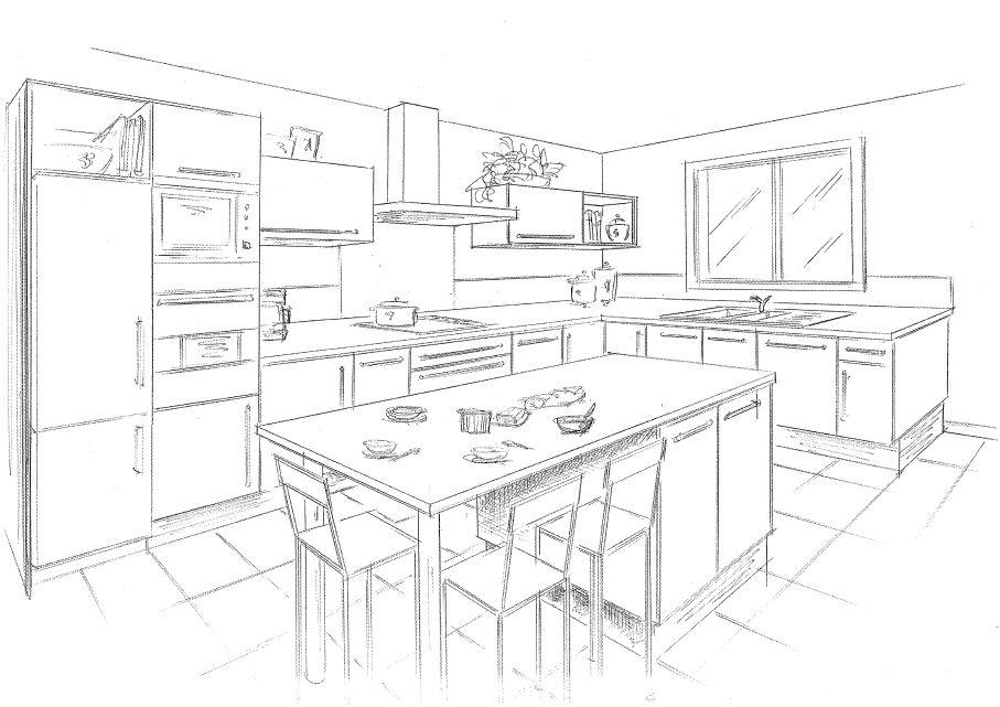 rénover des meubles de cuisine