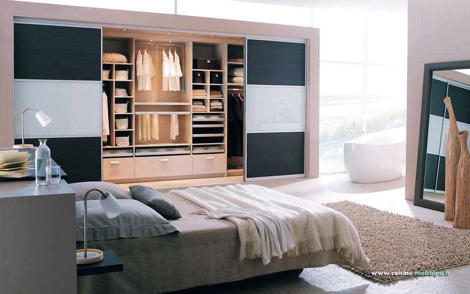 meuble haut cuisine avec porte coulissante
