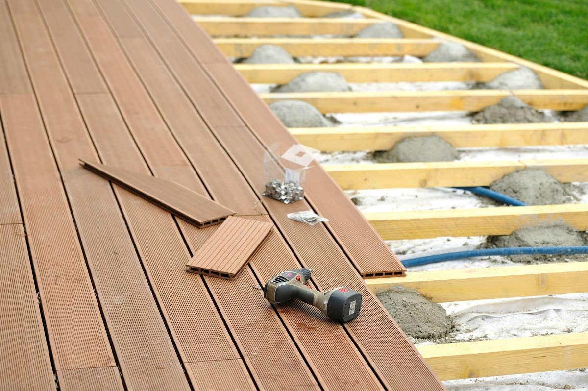 Methode Pour Bien Construire Une Terrasse En Bois