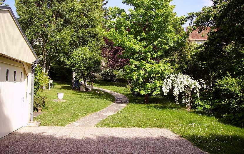 Travaux Exterieurs Jardin Paysagisme Comment Creer Allee Jardin