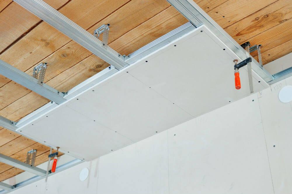 Travaux Interieurs Isolation Ventilation Comment Isoler Un Plafond