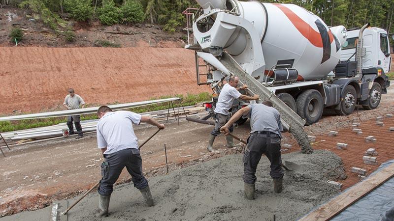 prix d un camion toupie beton