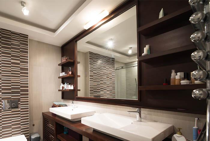 Choisir lclairage dune salle de bain