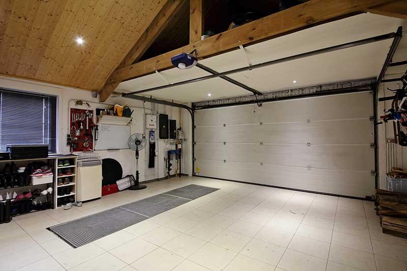 prix d un garage double