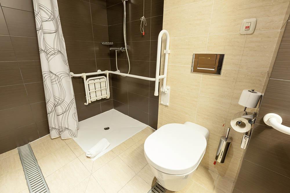 Amnagement dune salle de bain PMR
