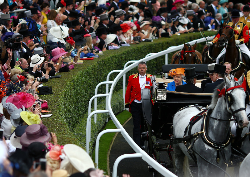 Grand And Glamorous Horse Races Travel Associates