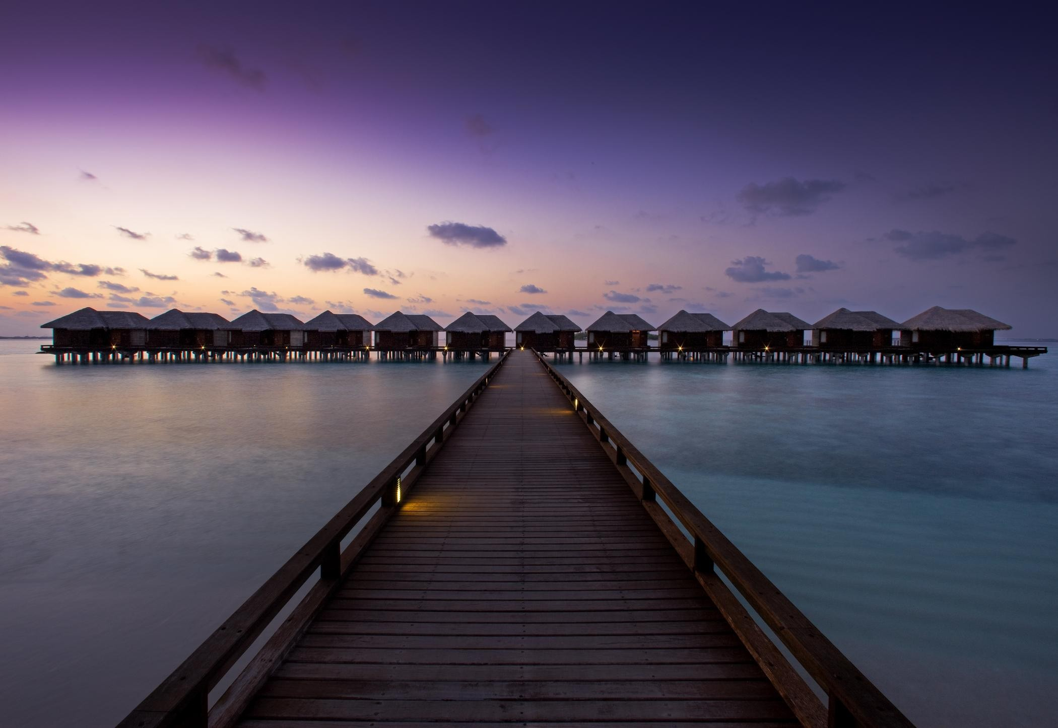 Overwater Bungalows History Design  Experience