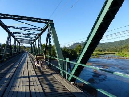 On the Pai Freedom Bridge