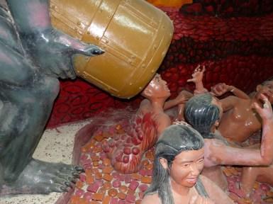 Explicit scenes shwon inside Win Sein Taw Ya