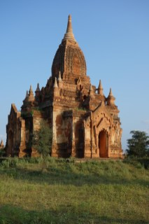Small Bagan temple Christian Jansen & Maria Düerkop
