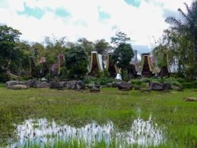 Tana Toraja - traditional village and rice paddies Christian Jansen & Maria Düerkop