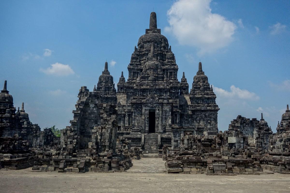 Yogyakarta - Prambanan temple Christian Jansen & Maria Düerkop