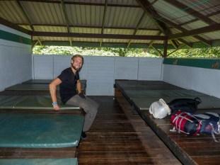 Mulu National Park - Camp 5 luxury bedroom Christian Jansen & Maria Düerkop