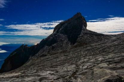 Mount Kinabalu - One of the peaks Christian Jansen & Maria Düerkop