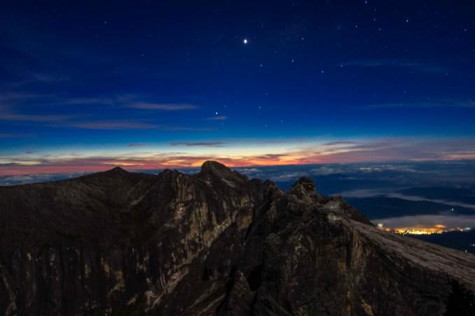 Mount Kinabalu - Morning mood Christian Jansen & Maria Düerkop