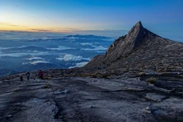 Mount Kinabalu - Sunrise Christian Jansen & Maria Düerkop