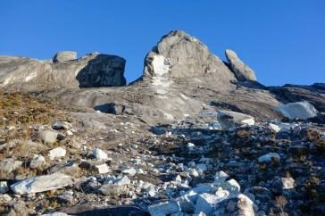 Mount Kinabalu - Granite hole from last earthquake 2015 Christian Jansen & Maria Düerkop