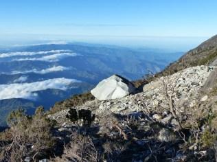 Mount Kinabalu - Granite rock from last earthquake 2015 Christian Jansen & Maria Düerkop