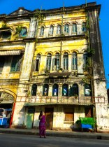 Yangon - The phone call Christian Jansen & Maria Düerkop
