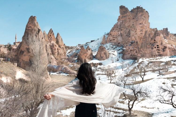 The best places for photography in Turkey including Cappadocia, Turkey via @StephBeTravel   TravelBreak.net