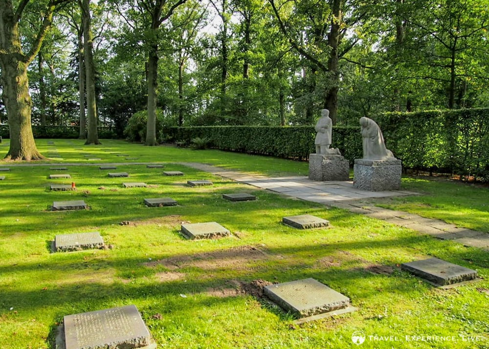 The Grieving Parents at Vladslo Soldatenfriedhof