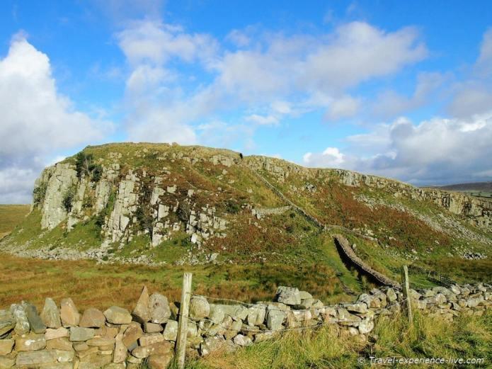 Steel Rigg on Hadrian's Wall