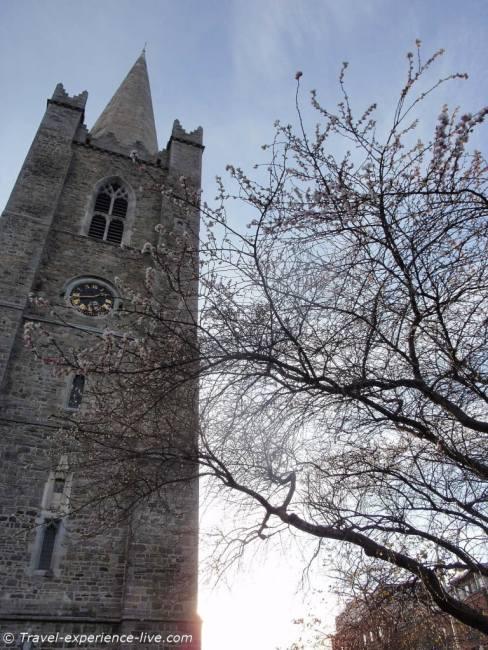 Saint Patrick's Cathedral, Dublin.