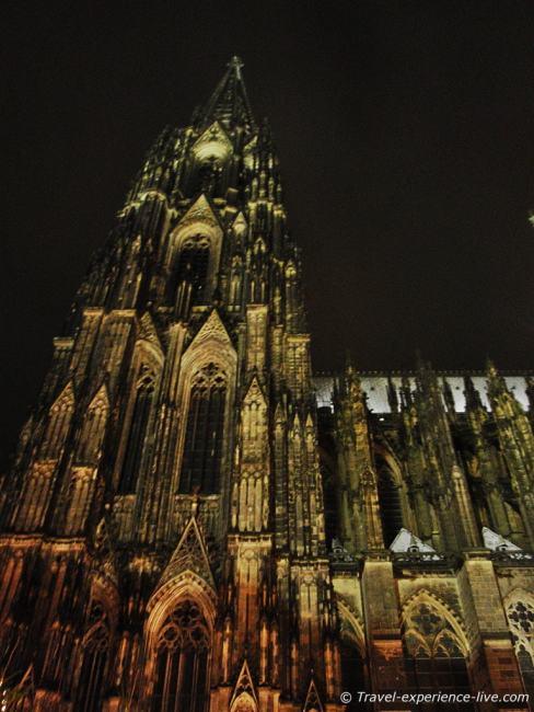 Kölner Dom, Cologne, Germany.