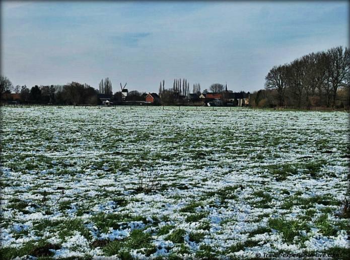 View of Larum, Geel, Belgium.