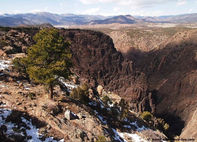 Royal Gorge, Canon City, Colorado.