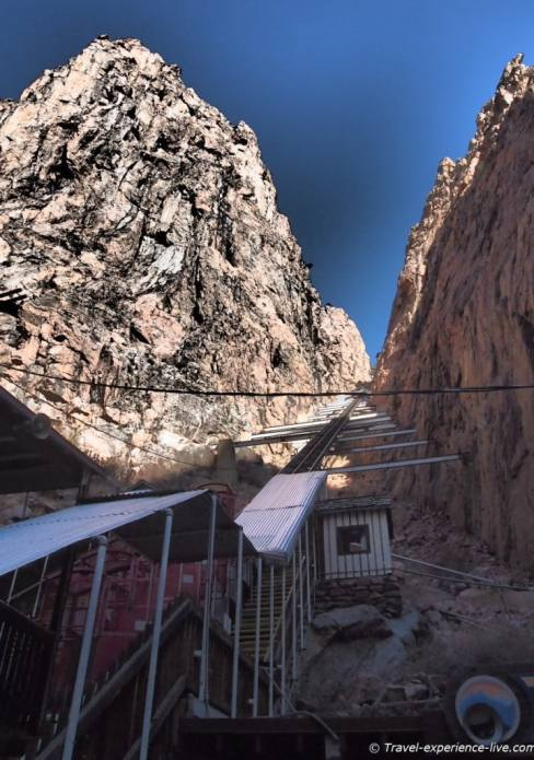 Incline Railway, Royal Gorge, Colorado.