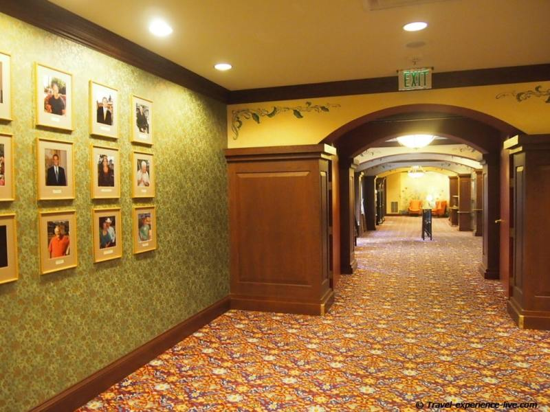 Hall of Fame in the Broadmoor.