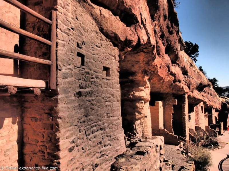 Manitou Cliff Dwellings, Colorado, USA.