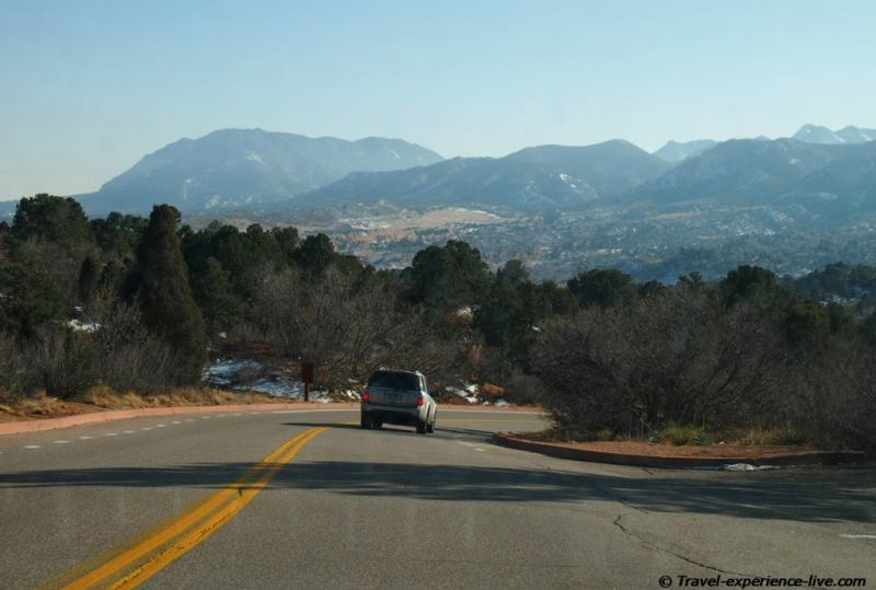 Pikes Peak region, Colorado Springs.