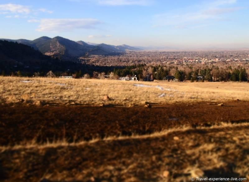 Chautuaqua Park, Boulder, Colorado.