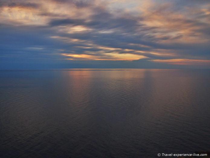 Arctic Ocean, North Cape.