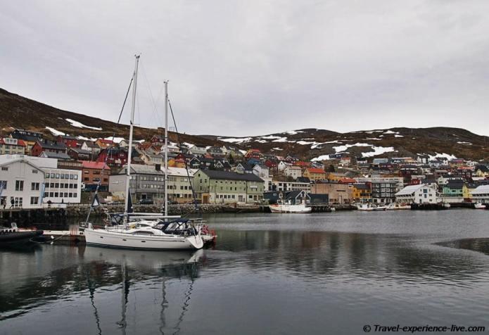 Honningsvåg, Norway.