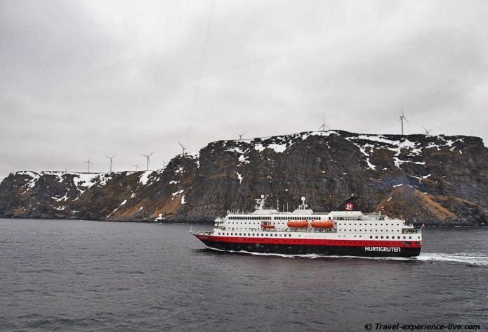 Hurtigruten, Norway.