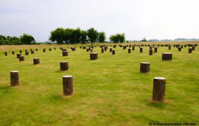 Woodhenge, Amesbury.