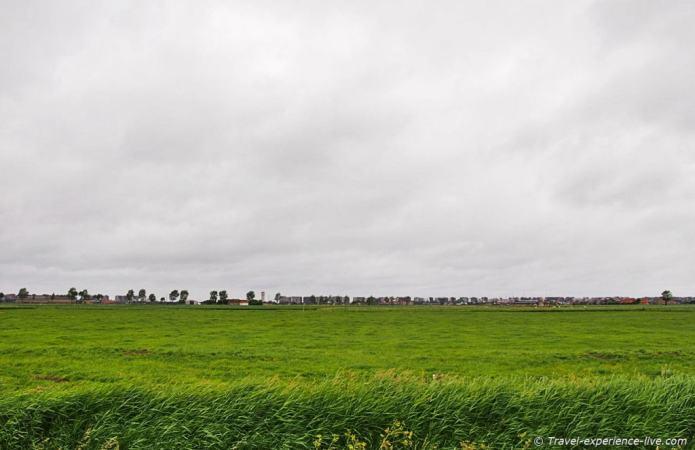 Flat Flanders Fields.