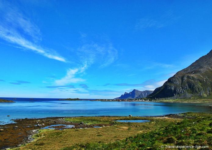 Lofoten Islands, Norway.