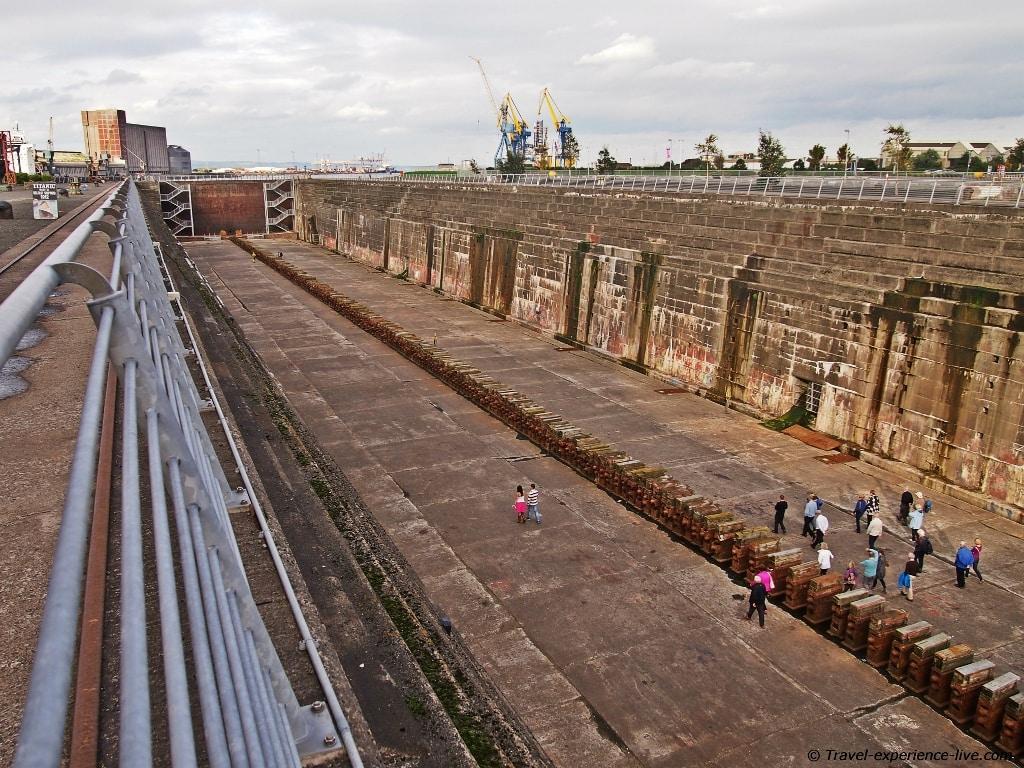 Thompson Graving Dock, Belfast