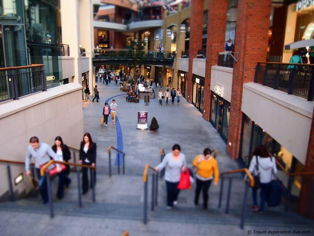 Victoria Square Shopping Centre, Belfast