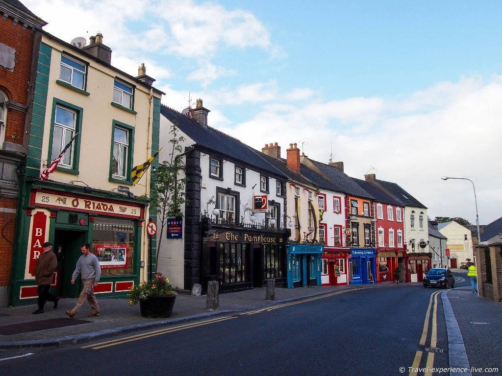 Pubs in Kilkenny, Ireland