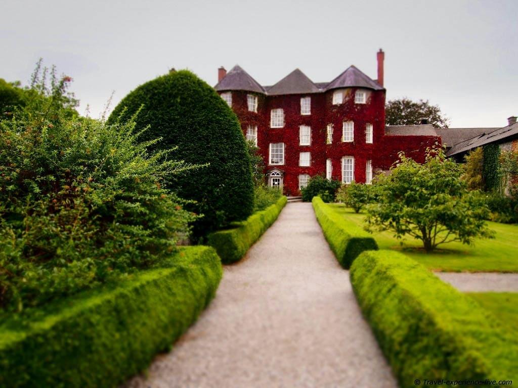 Butler House Gardens in Kilkenny, Ireland