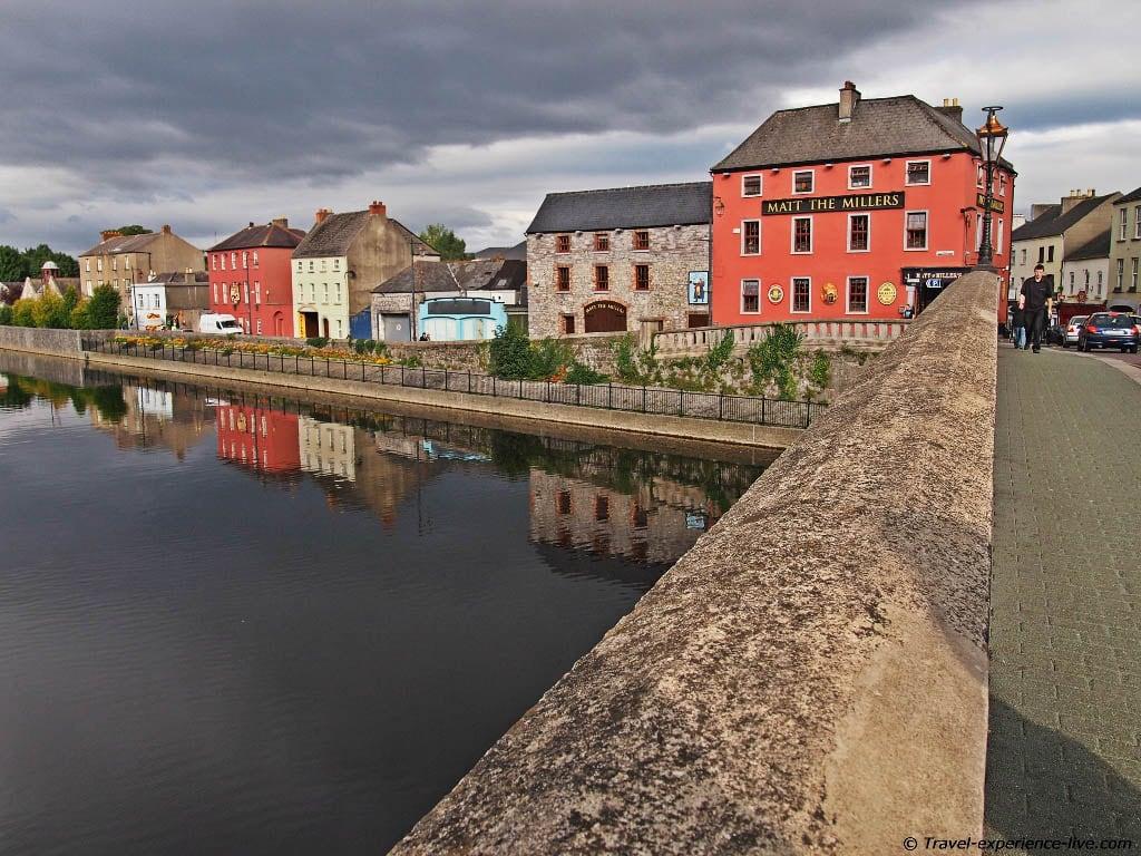 Peace Park Walk in Kilkenny