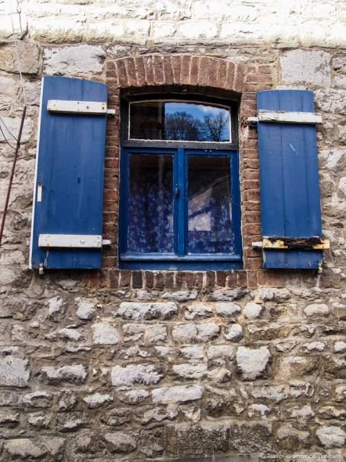 Shop window in Durbuy, Belgium