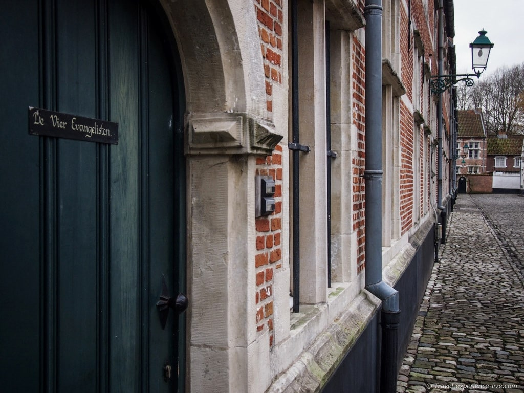 Beguinage of Lier, Belgium