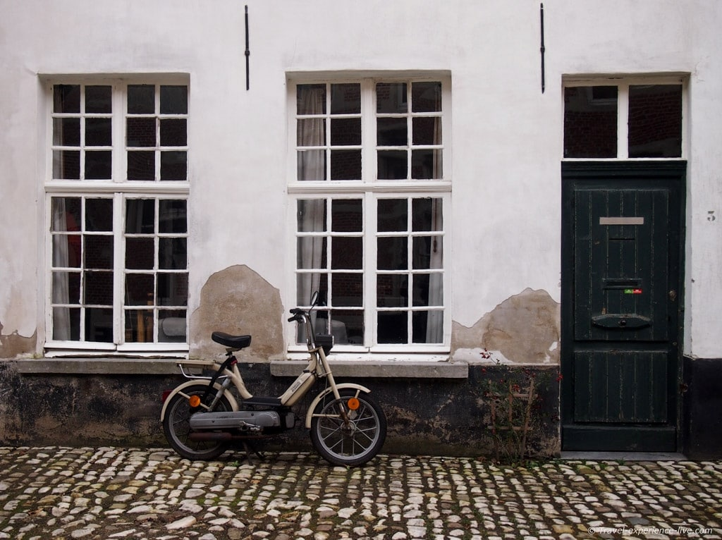 Lier beguinage in Belgium